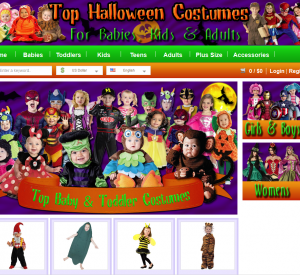 thumbs top 10 halloween costumes Skewed Design Studios