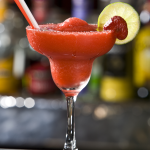Strawberry Margaritas: Asylum Style