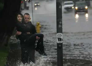 Flooding In IE
