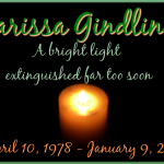 Just Another Wordless Wednesday…In Memoriam of Karissa