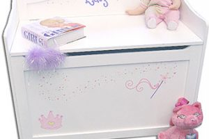 The Diva Needs A Toy Box