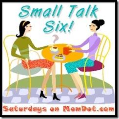 It Is Not Junk, Damn It!: Small Talk Six