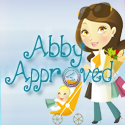 Abby Approved Button Skewed Design Studios