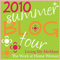Welcome To The Summer Blog Tour! It's My Day Today