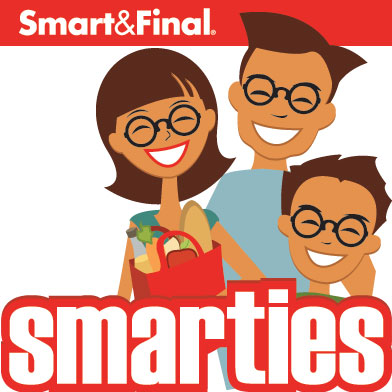 smarties1 Smart And Final And The California Milk Advisory Board Help Local Schools ~ Plus A Yummy Au Gratin Potato Recipe