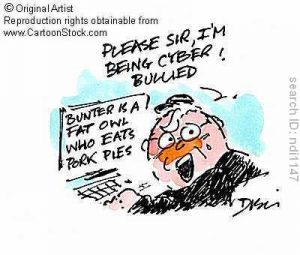 cyber bullying 2 300x255 Dear Idiot Parents,
