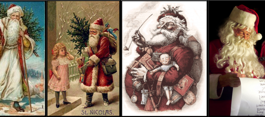 The History Of Santa Claus And Christmas