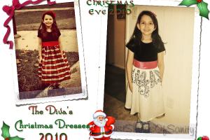 The Diva's Christmas Program 2010