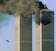 9/11 ~ The World Trade Center ~ North Tower