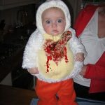 I Know It's Halloween, But Why Would You Do THIS To Your Child?