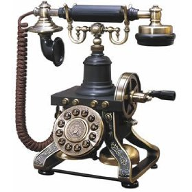antique corded phone Conversations About My Phone