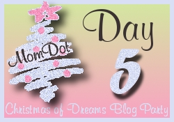 Blog Party: Day 5