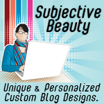 Subjective Beauty Blog Design: Wicked Cool Giveaway