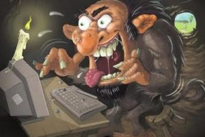 Blog Trolls: Do They Really Think They're Anonymous?