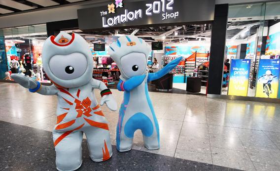 2012 Olympic Mascots