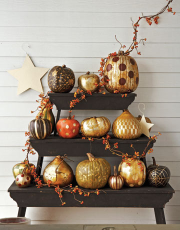 CLX1008Gilding19 de Cool Halloween Pumpkins