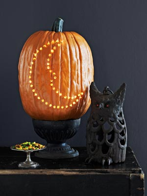 halloweencrafts moon mdn Cool Halloween Pumpkins
