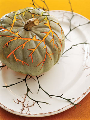 pumpkinideas thornyvines mdn Cool Halloween Pumpkins