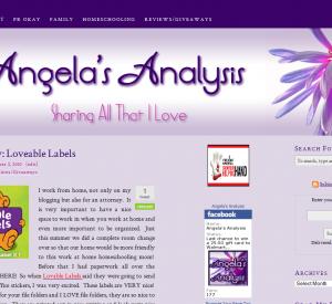 angelasanalysis