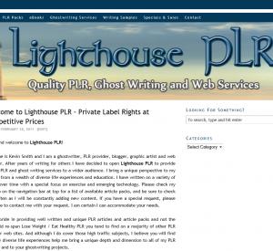 lighthouse-plr