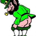 Cussing In Gaelic: Happy St. Patrick's Day!