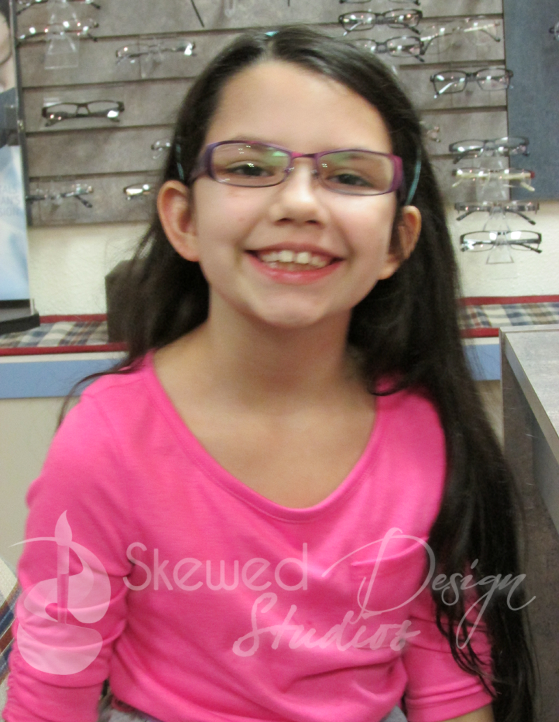 First Reading Glasses