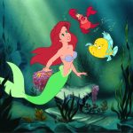 The Little Mermaid Diamond Edition Blu-Ray+DVD Combo Pack Giveaway